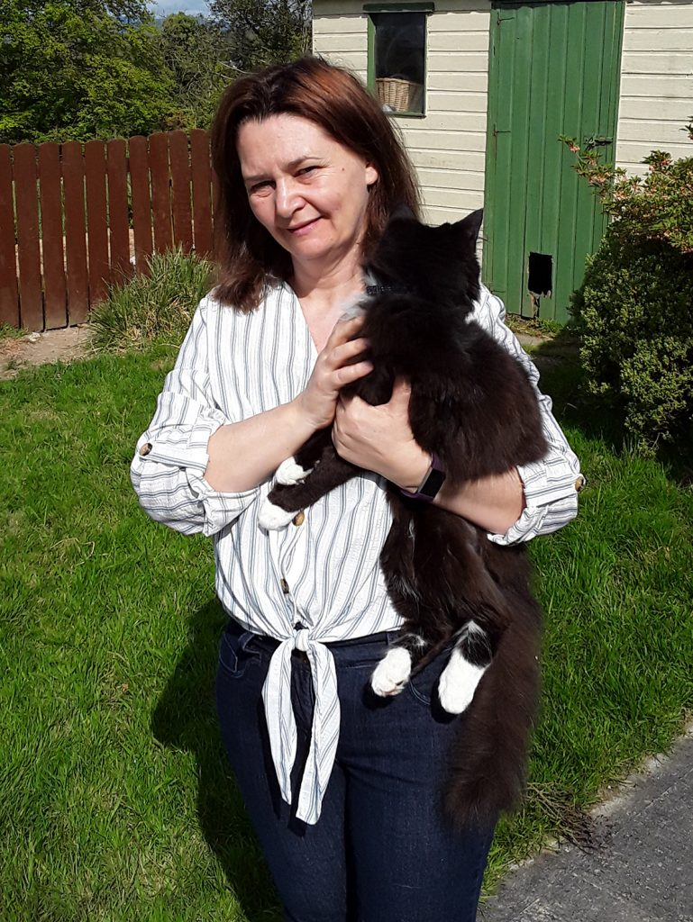 Donna Flynn | Purrfections Cattery
