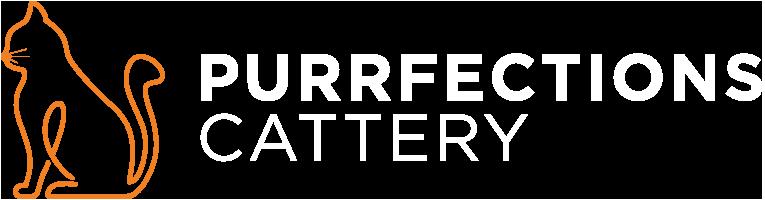 Purrfections Cattery Logo | Purrfections Cattery